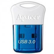 Памет Apacer 8GB Super-mini Flash Drive AH157 Blue - USB 3.0 interface AP8GAH157U-1