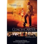 Coach Carter DVD 2005