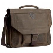 Laptoptáska STRELLSON - Hunter 4010000029 D.Brown 702