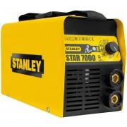 Soldadora Inverter Stanley 200 Amper Electrodo 5mm Star 7000 - Amarillo / Negro