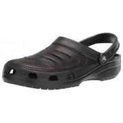 crocs Men's Black Clogs and Mules - M11
