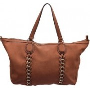 Yoyo Women Brown Shoulder Bag