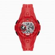 【プーマ公式通販】 プーマ メンズ ボールド デジタル レッド 時計 メンズ Red/White |PUMA.com レッド