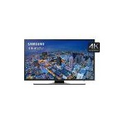 Smart TV LED 60 Samsung UN60JU6500GXZD Ultra HD 4K com Conversor Digital 4 HDMI 3 USB Wi-Fi Integrado 240Hz CMR