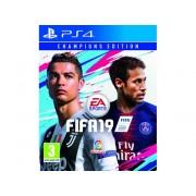 Electronic Arts Juego PS4 FIFA 19 Champions Edition