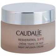 Caudalie Resveratrol [Lift] crema de noche regeneradora con efecto alisante 50 ml