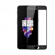 Tempered Glass - Ultra Smart Protection OnePlus 5 Fulldisplay negru