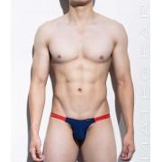 Mategear Kim Bae Tapered Sides V Front Series IV Maximizer Ultra Bikini Swimwear Navy 1160203