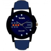 Sonix Blue New Era Casual Wrist Watch For Boys And Men
