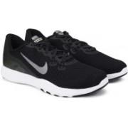 Nike W NIKE FLEX TRAINER 7 MTLC Training & Gym Shoes For Women(Black)