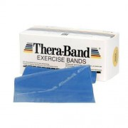 Patterson Bandes d'exercices sans latex Thera-Band® - Bleu - 25 m