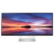 """Monitor IPS, LG 34"""", 34UM95C, LED, 5ms, 1000:1, HDMI/DP, Speakers, 21:9, 3440x1440 (34UM95C-P)"""