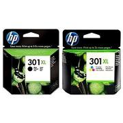 HP CH563EE + CH564EE 301XL - költséghatékony csomag