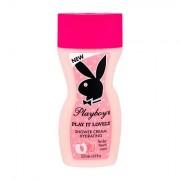 Playboy Play It Lovely For Her sprchový krém 250 ml pro ženy