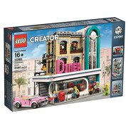 Lego (LEGO) Downtown Dinner ?Down Town Diner ?10260?