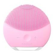 Luna mini 2 escova de limpeza facial compacta todo tipo pele pearl pink - Foreo