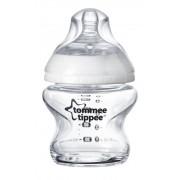 Tommee Tippee Kojenecká láhev C2N 150ml skleněná, 0m+