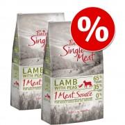 Икономична опаковка: 2 x 12 кг Purizon Single Meat - 1 вид месо - Single Meat Adult патица с ябълки