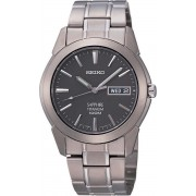 Seiko SGG731P1 - Horloge - 37 mm - Grijs