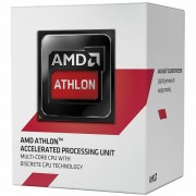 AMD CPU Kabini Athlon X4 5150 (1.6GHz,2MB,25W,AM1) box, Radeon HD 8400 AD5150JAHMBOX