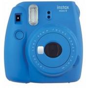 Fujifilm Instax mini 9 - Sofortbildkamera - Kobaltblau / Inkl. Film