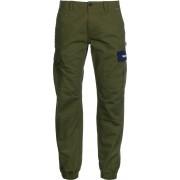 Tommy Jeans Cargo Herren Hose oliv Gr. 30/32
