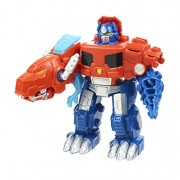 Playskool Transformers Heroes Rescue Bots Figure Optimus Prime 3.5 Inches