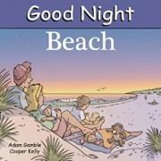 Good Night Beach, Hardcover/Adam Gamble