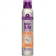Aussie Șampon de spălare uscat + Blow Peach Fusio (Dry Shampoo) 180 ml