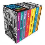 Harry Potter Boxed Set: The Complete Collection Adult Paperb, Paperback/J. K. Rowling