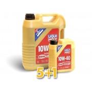 LIQUI MOLY Diesel Leichtlauf 10W-40 5+1 Liter motorolaj
