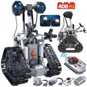 Smart Robot Car Kit DIY Robotic Building Block Educational Gift For Teens Children