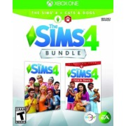 Joc The Sims 4 The Sims Cats Dogs Bundle Pentru Xbox One