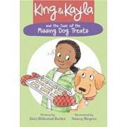 King & Kayla and the Case of the Missing Dog Treats, Hardcover/Dori Hillestad Butler
