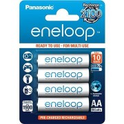 Panasonic eneloop AA 1900mAh 4db