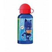PJ Masks Pyjamashjältarna vattenflaska i aluminium, 400 ml