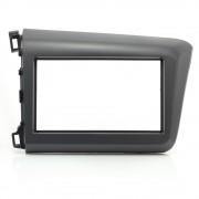 Adaptor 2 DIN HONDA CIVIC Sedan (dark grey) 2011-2013