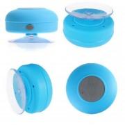 Parlante Ducha Kelyx KLSP02 Bluetooth Waterproof Blanco