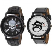 Evelyn wrist watch for men combo-EVE-380-378