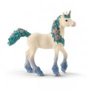 Schleich Bayala - Blossom Unicorn Foal Figure