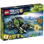 Lego nexo knights 72002 twinfector