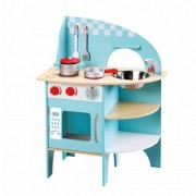 Classic World Blue Kitchen