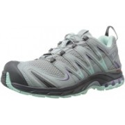 Salomon XA Pro 3D Running Shoes For Women(Grey)