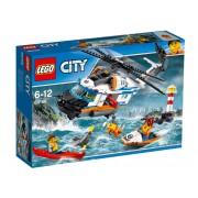 ELICOPTER DE SALVARE PENTRU CONDITII GRELE - LEGO (60166)