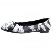 Cipele ženske (balerinke) BANNED - BND022BLK
