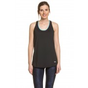 Under Armour Funktions-Top, Rundhals, Fitted Fit schwarz