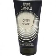 Naomi Campbell Queen of Gold gel de ducha para mujer 150 ml