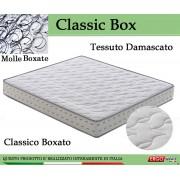 ErgoRelax Materasso a Molle Bonnel Mod. Classic Box Singolo da Cm 80x190/195/200 Fascia TreD Altezza C 21 - Ergorelax