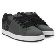 DC COURT GRAFFIK S M Sneakers For Men(Grey)