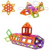 Magnetic Blocks, Educational Toys, Magnet Building Block Tiles Set for kids 24pcs/set